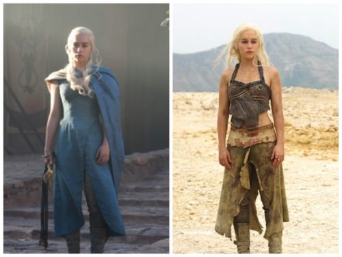 Daenerys Targaryen Game of Thrones Costume