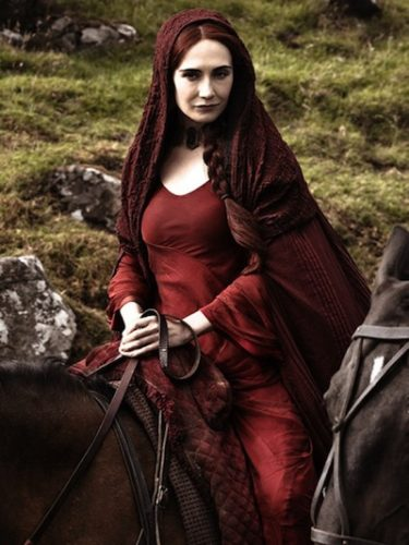 Melisandre The Red Witch Game of Thrones