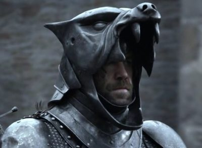 Hound Game of Thrones Costume