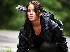 Adult Katniss Everdeen Costume Hunger Games