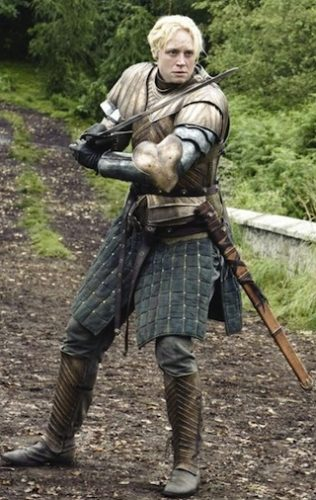 Brienne of Tarth Costume - Game of Thrones