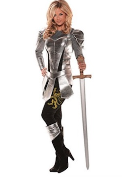 Game of Thrones Brienne of Tarth Knight Costume