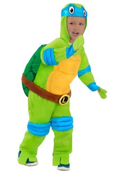 TMNT Leonardo Kids Costume