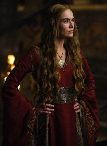 Cersei Lannister - Game of Thrones Costume