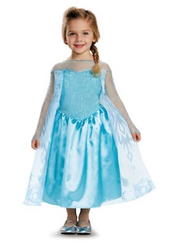 Frozen - Elsa Kids Costume