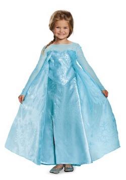 Frozen - Elsa Kids Costume - premium