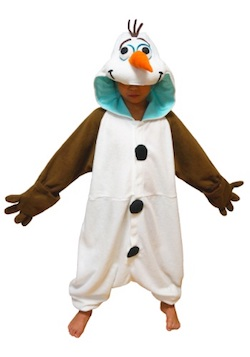 Disney Frozen Olaf Costume for kids