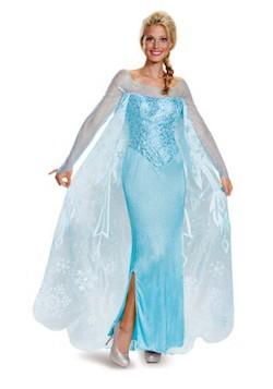 Frozen Adult Elsa Costume