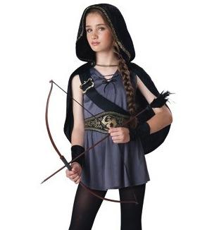 Katniss Everdeen Kids Costume