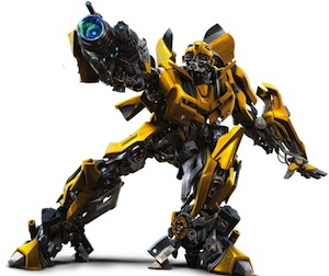 Transformers Autobots Bumblebee Costume for Kids