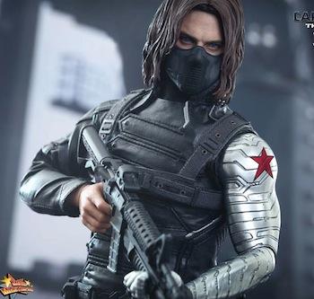 Captain America The Winter Soldier Kids Costume