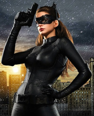 Halloween Costumes -The Dark Knight Rises Catwoman Costume