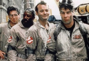 Men's Ghostbusters Costume