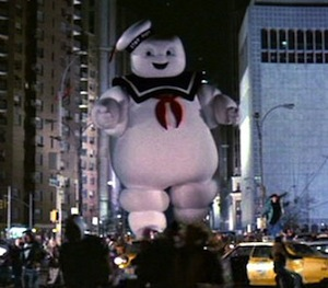 Ghostbusters - Marshmallow Man Stay Puft Costume