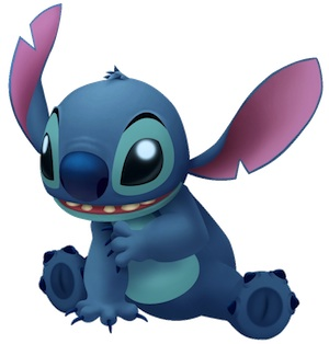 Halloween Costumes -Stitch Adult Costume
