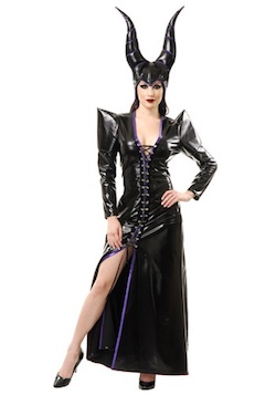 Womens Adult Maleficent Costume