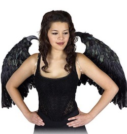 Maleficent Costume Wings