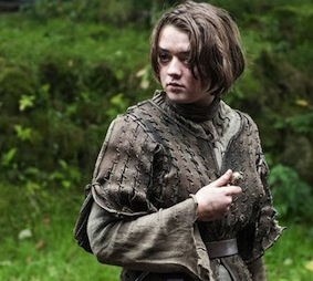 Game of Thrones - Arya Stark Costume