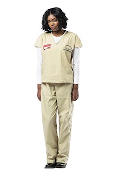 Orange is the New Black Alex Costume