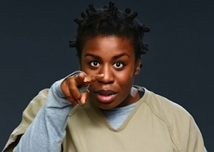 Orange is the New Black Crazy Eyes Costume