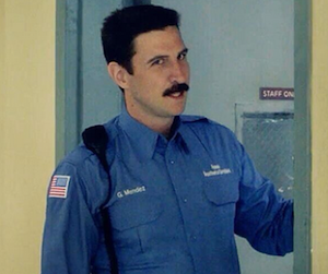 Orange is the New Black George Mendez Pornstache Costume