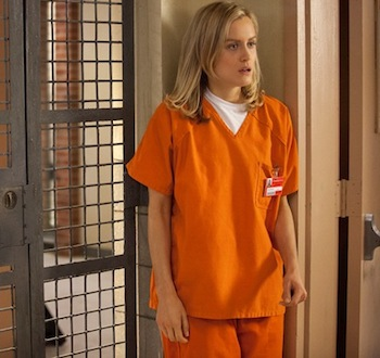 Orange is the New Black Piper Chapman Costume