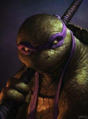 Teenage Mutant Ninja Turtle Donatello Costume
