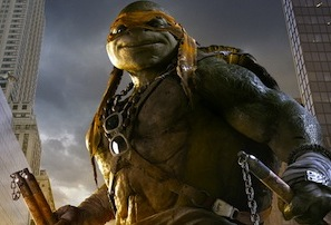 teenage mutant ninja turtles Michelangelo Costume for adults