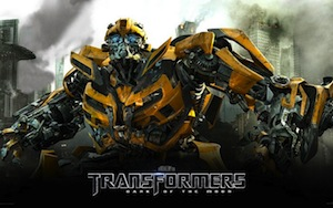 Transformers Bumblebee Costume for Adults
