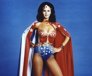 Halloween Costumes -Wonder Woman Adult Costume