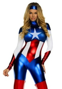 Best Women's Marvel Superhero Costumes