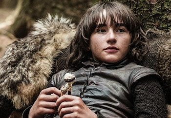 Game of Thrones - Bran Stark Costume