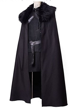 Jon Snow Costume Professional Cosplay