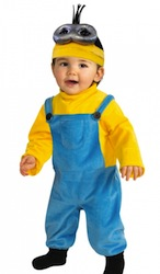 Kevin Minion Costumes for Babies