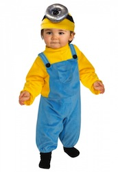 Stuart Minion Costumes for Babies