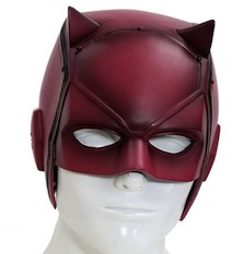 Cosplay Daredevil Mask