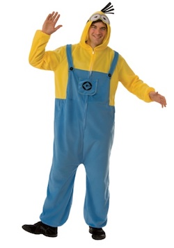Despicable Me Minion Costumes Adult