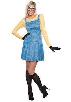 Minion Costumes Adult Female