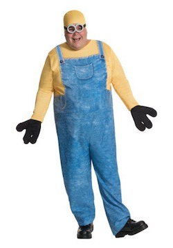 Minion Costumes Adult Dave
