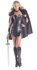 Women's Warrior Princess Costume