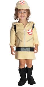 Girls Ghostbuster Costume