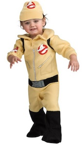 Toddler Boys Ghostbuster Costume
