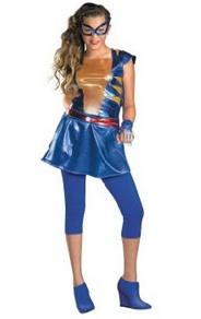 Marvel Superhero Girl Wolverine Costume