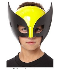 Kids Wolverine Deluxe Mask