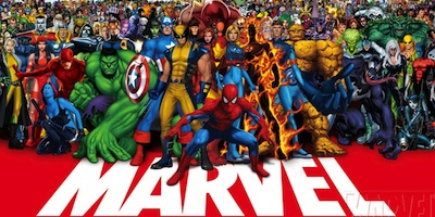Marvel Superheroes Costumes Hallowee