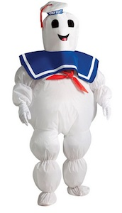 Stay puft Kids Costume