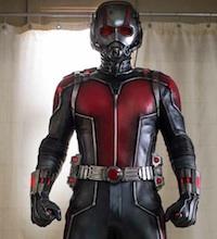 Halloween Child's Ant Man Costume