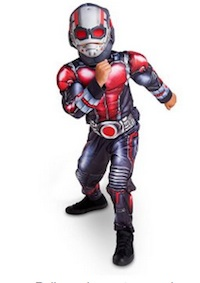 Deluxe Child's Ant Man Costume