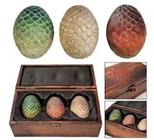 Game of Thrones Dragon Eggs Repica