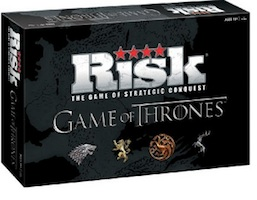 Game of Thrones Party Board Games Risk
